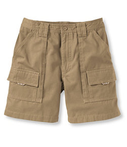 "Men's Pathfinder Shorts, Canvas 7"" Inseam"