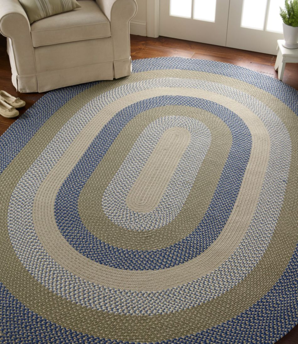 All-Weather Braided Rug