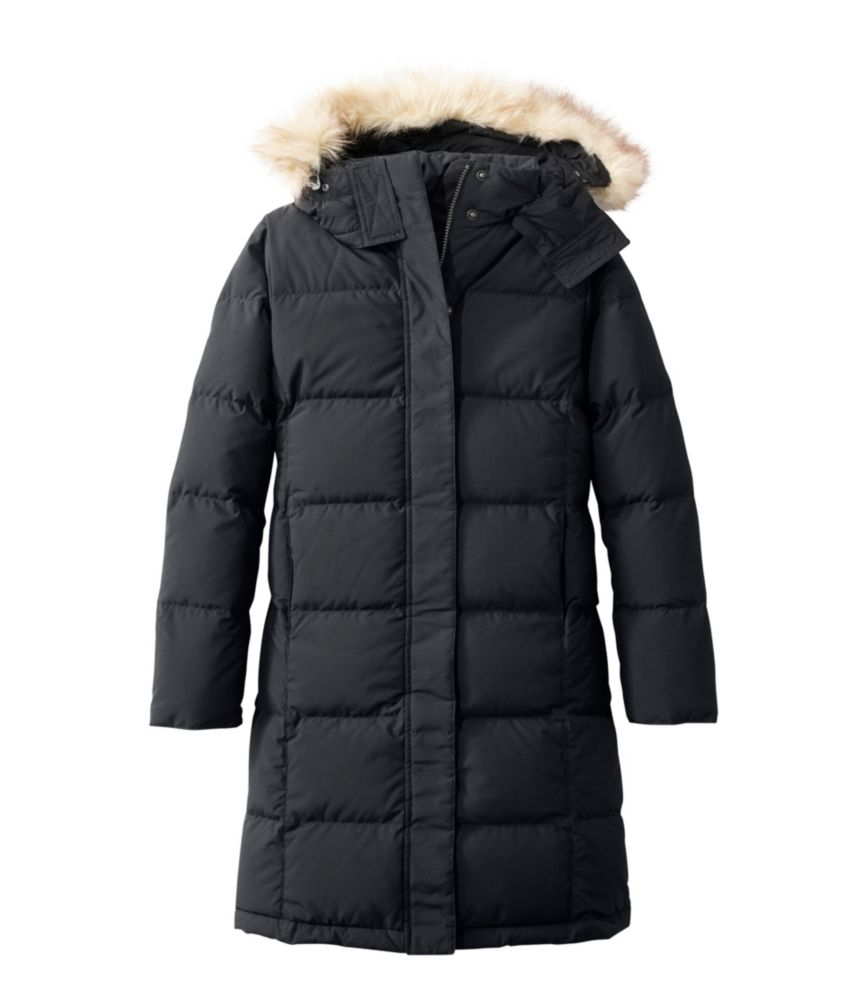 photo: L.L.Bean Ultrawarm Coat, Three-Quarter Length