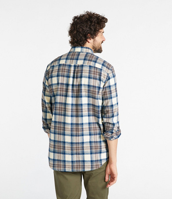 Scotch Plaid Flannel Shirt, , large image number 2