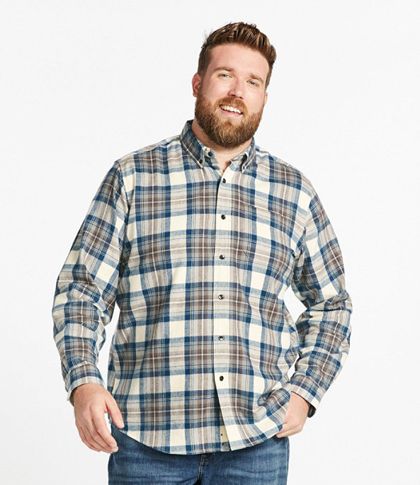 Scotch Plaid Flannel Shirt, , large image number 3