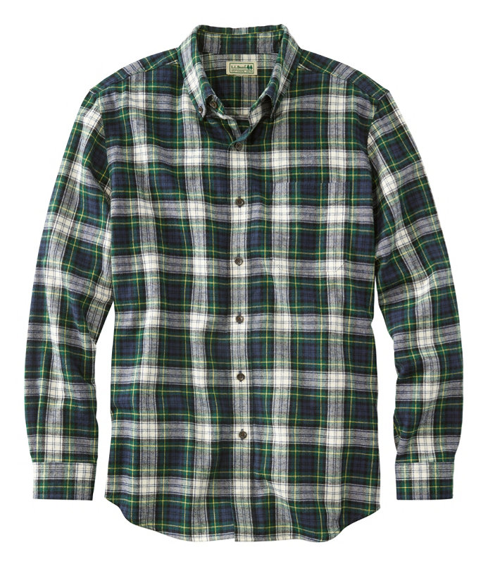 2bfc36fa703 Scotch Plaid Flannel Shirt