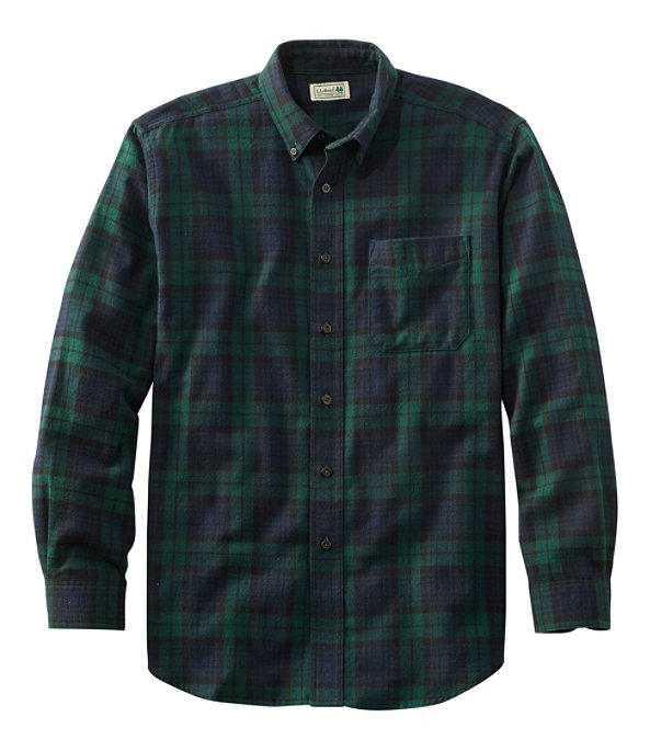 Scotch Plaid Flannel Shirt, , large image number 0