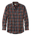 Scotch Plaid Flannel Shirt, Grey Stewart, small image number 0