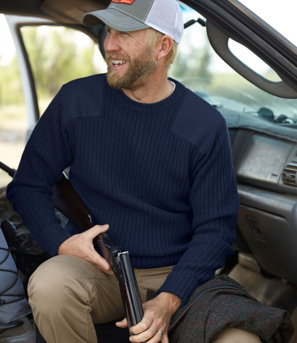 Commando Sweater, Crewneck