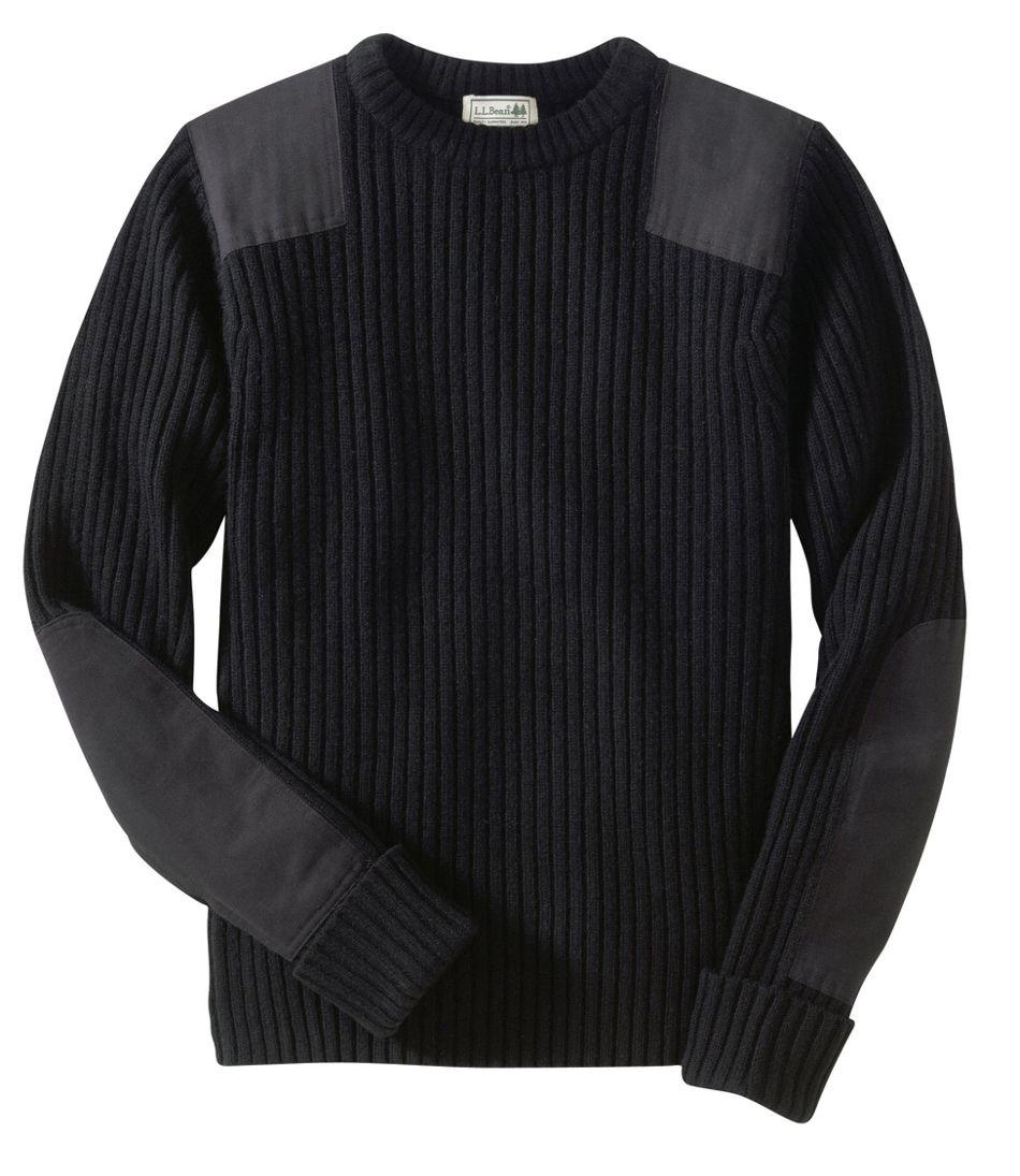 Men's Commando Sweater, Crewneck