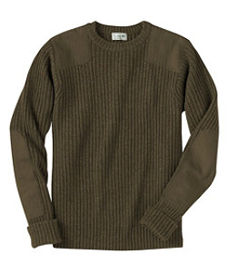 Men's Commando Sweater, Crewneck