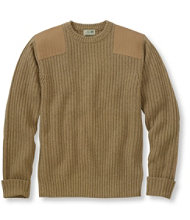 Commando Sweater, Crewneck