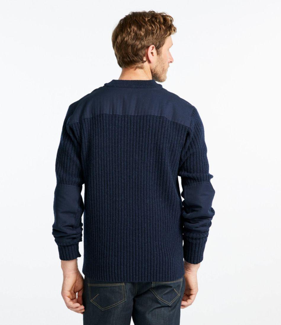 Commando Sweater, Henley