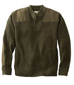 Commando Sweater, Henley