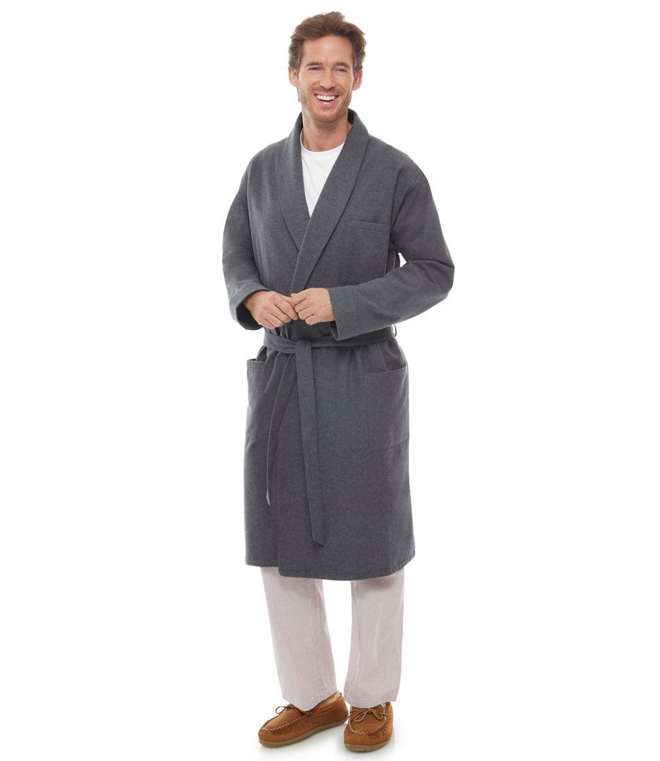 Men s Chamois Cloth Robe 2e1f42e05