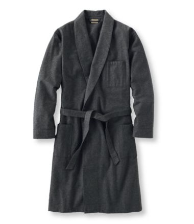Men's Chamois Cloth Robe