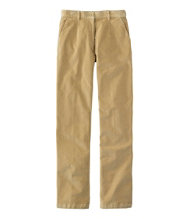 Stretch Bayside Corduroys, Plain Front Comfort Waist