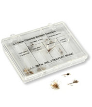 L.L.Bean Essential Fly Selection, Western Trout