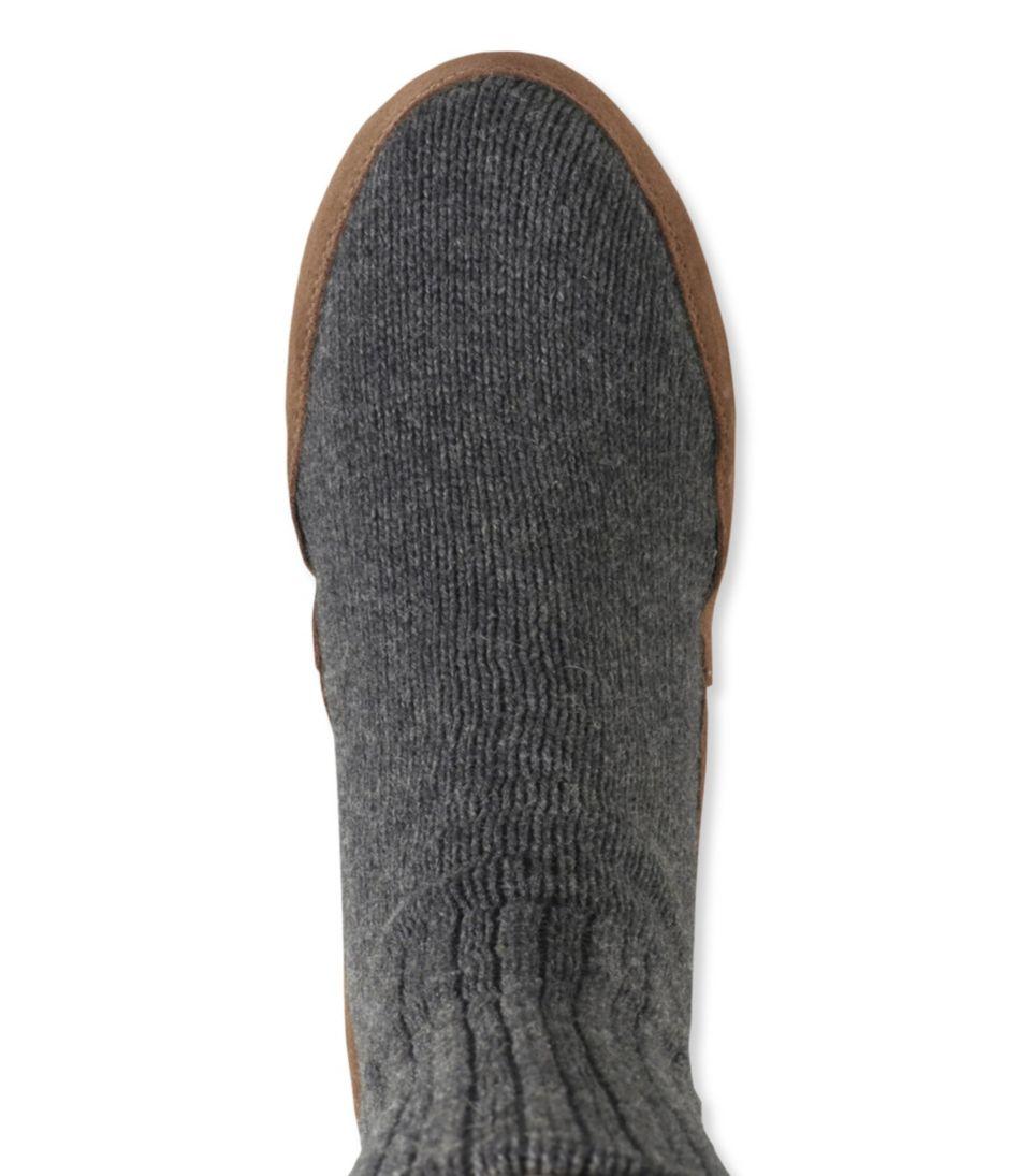 Knit Slipper Socks