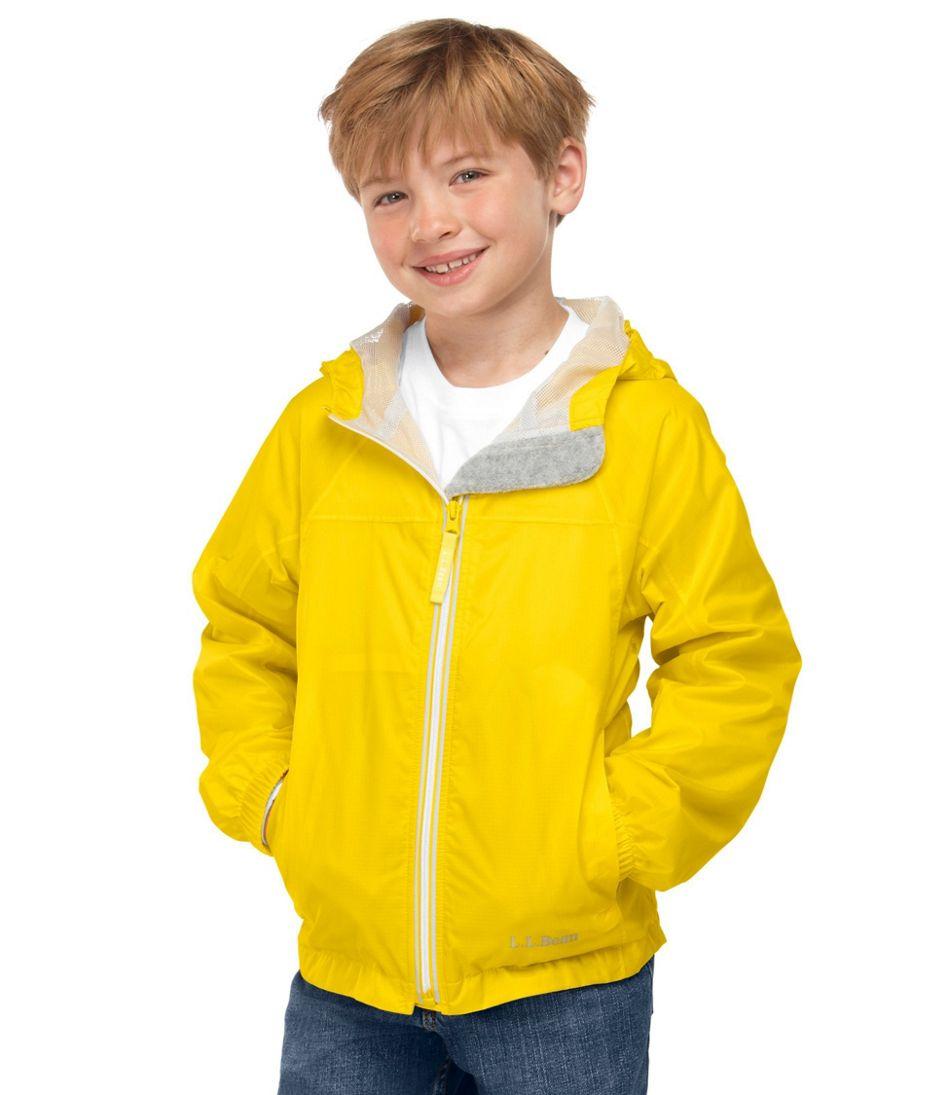 Kids' Discovery Rain Jacket