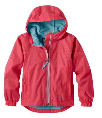 Kids&39 Discovery Rain Jacket | Free Shipping at L.L.Bean