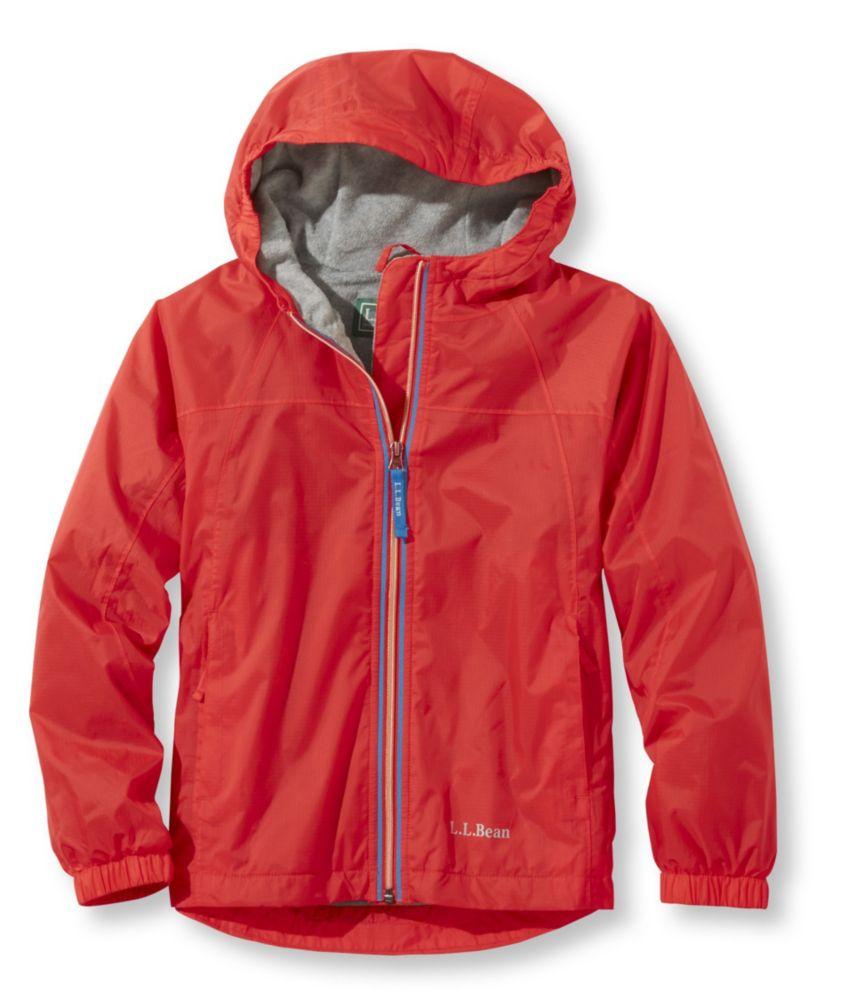 photo: L.L.Bean Discovery Rain Jacket, Lined waterproof jacket