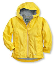 Kids' Discovery Rain Jacket, Lined