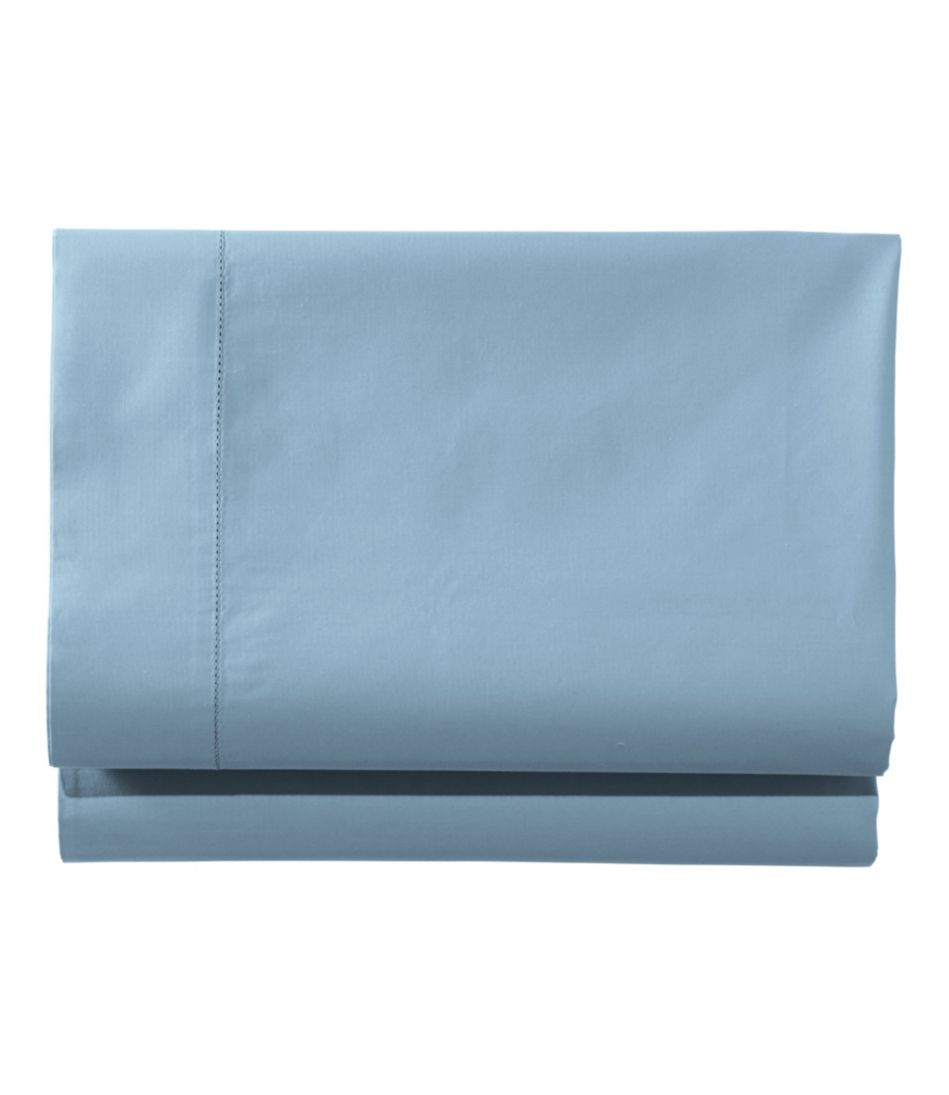 280 Thread Count Pima Cotton Percale Sheet Flat