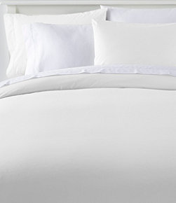 280-Thread-Count Pima Cotton Percale, Comforter Cover Collection