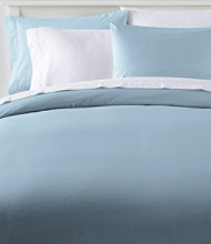 280-Thread-Count Pima Cotton Percale, Comforter Cover Collection