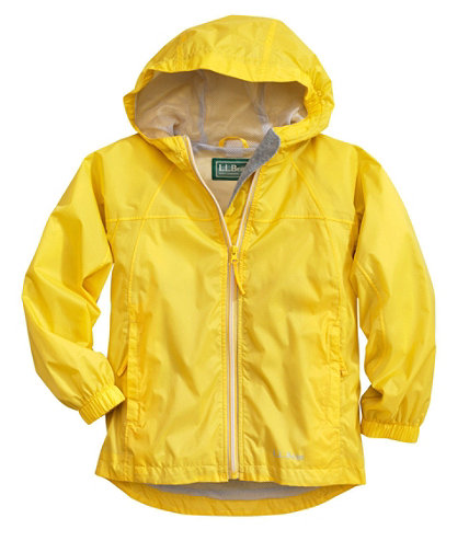 Infants' and Toddlers' Discovery Rain Jacket | Free Shipping at ...