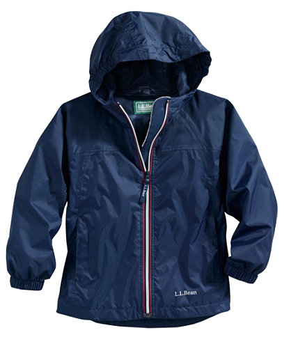 Kids' Infants' and Toddlers' Discovery Rain Jacket | Free Shipping ...