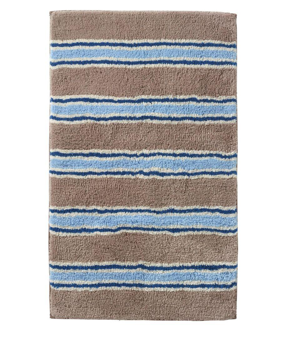 premium cotton bath mat multistripe - Cotton Bathroom Mat