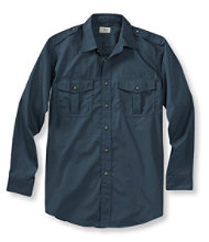 Men's Cotton Poplin Field Shirt