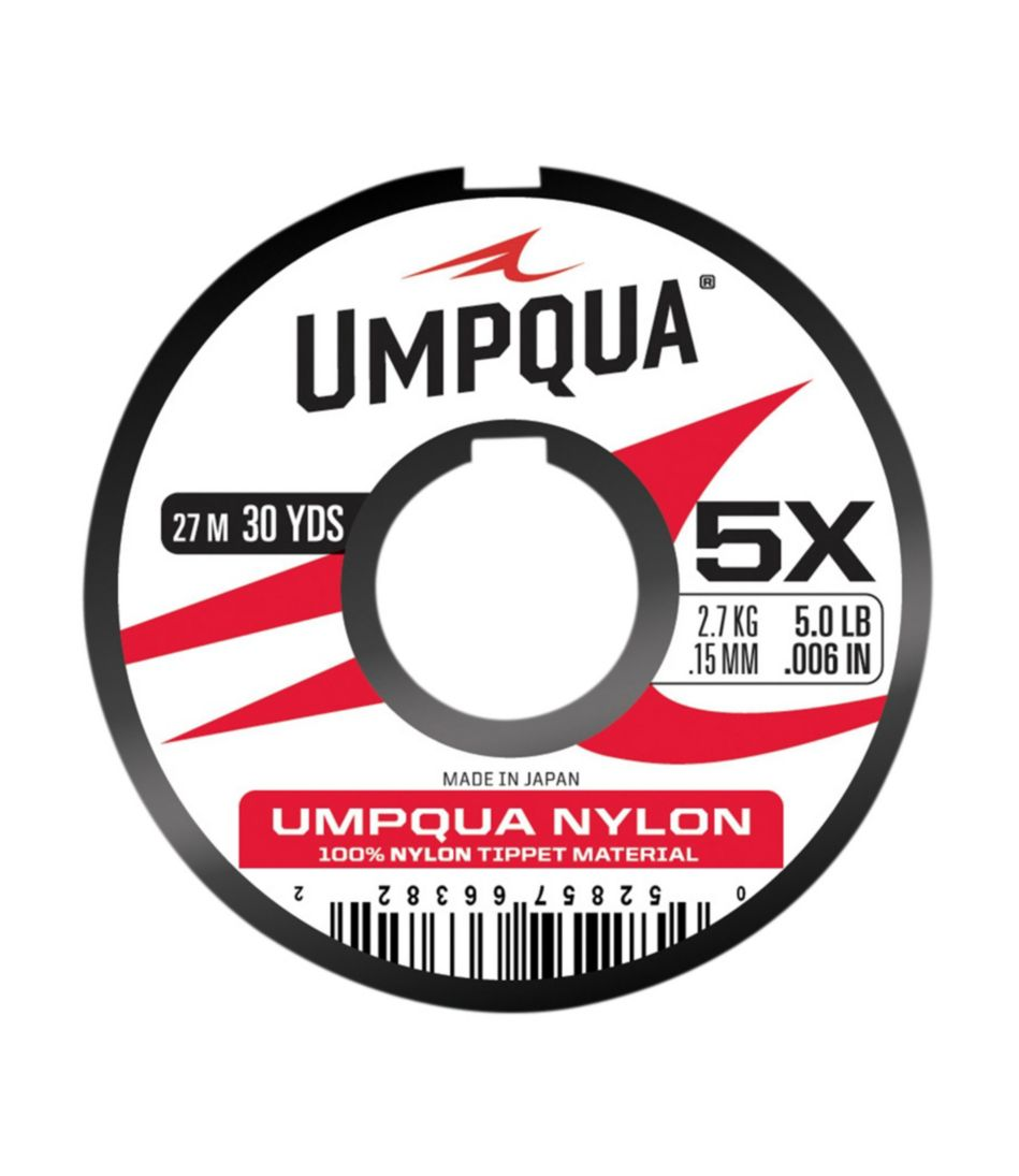 Umpqua Tippet Material, Pro Freshwater