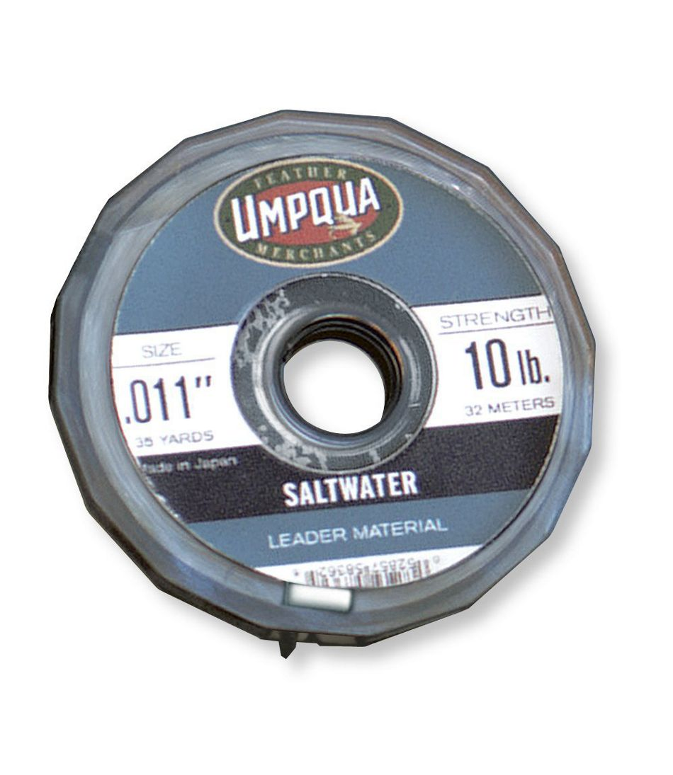 Umpqua Saltwater Leader Material