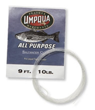 Umpqua Tapered Leaders, All-Purpose Saltwater