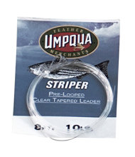 Umpqua Tapered Leaders, Striper