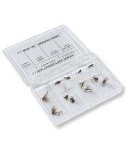 Life Cycle Fly Selection, Caddis