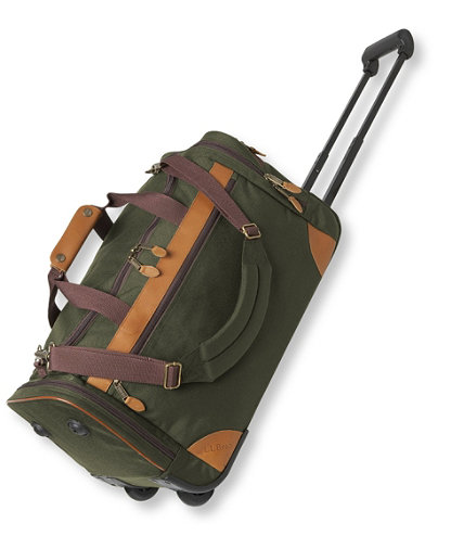 Rolling Suitcases & Duffle Bags | Free Shipping at L.L.Bean
