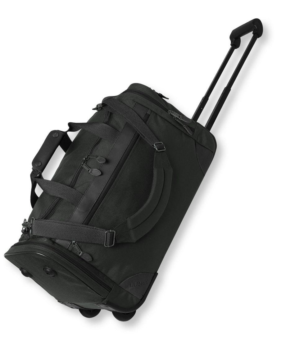 Sportsman's Rolling Gear Bag, Medium