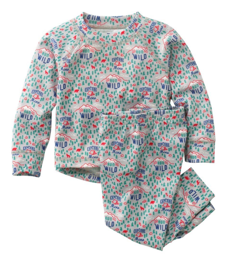 Infants' Wicked Warm Midweight Underwear Set, Print