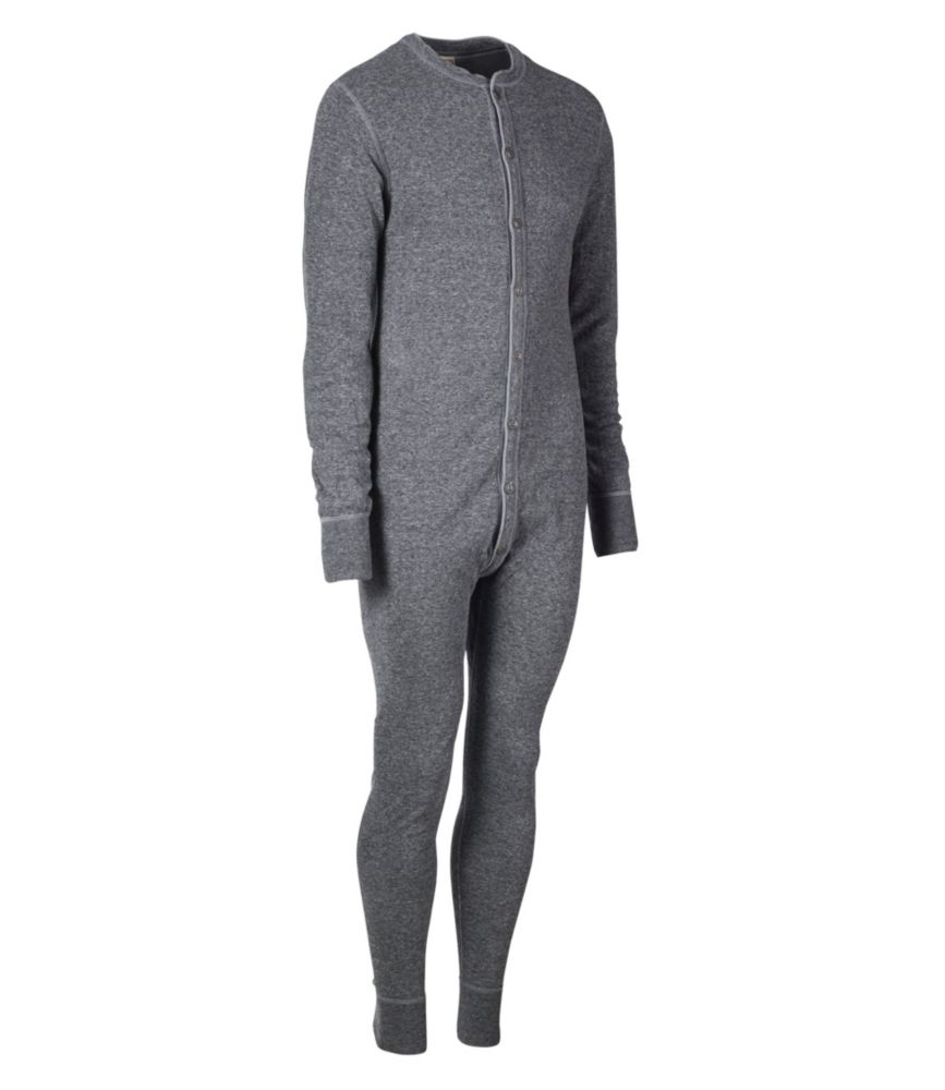 photo: L.L.Bean Men's Two-Layer Union Suit