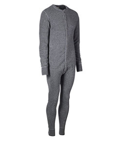 Two-Layer Union Suit, Men's
