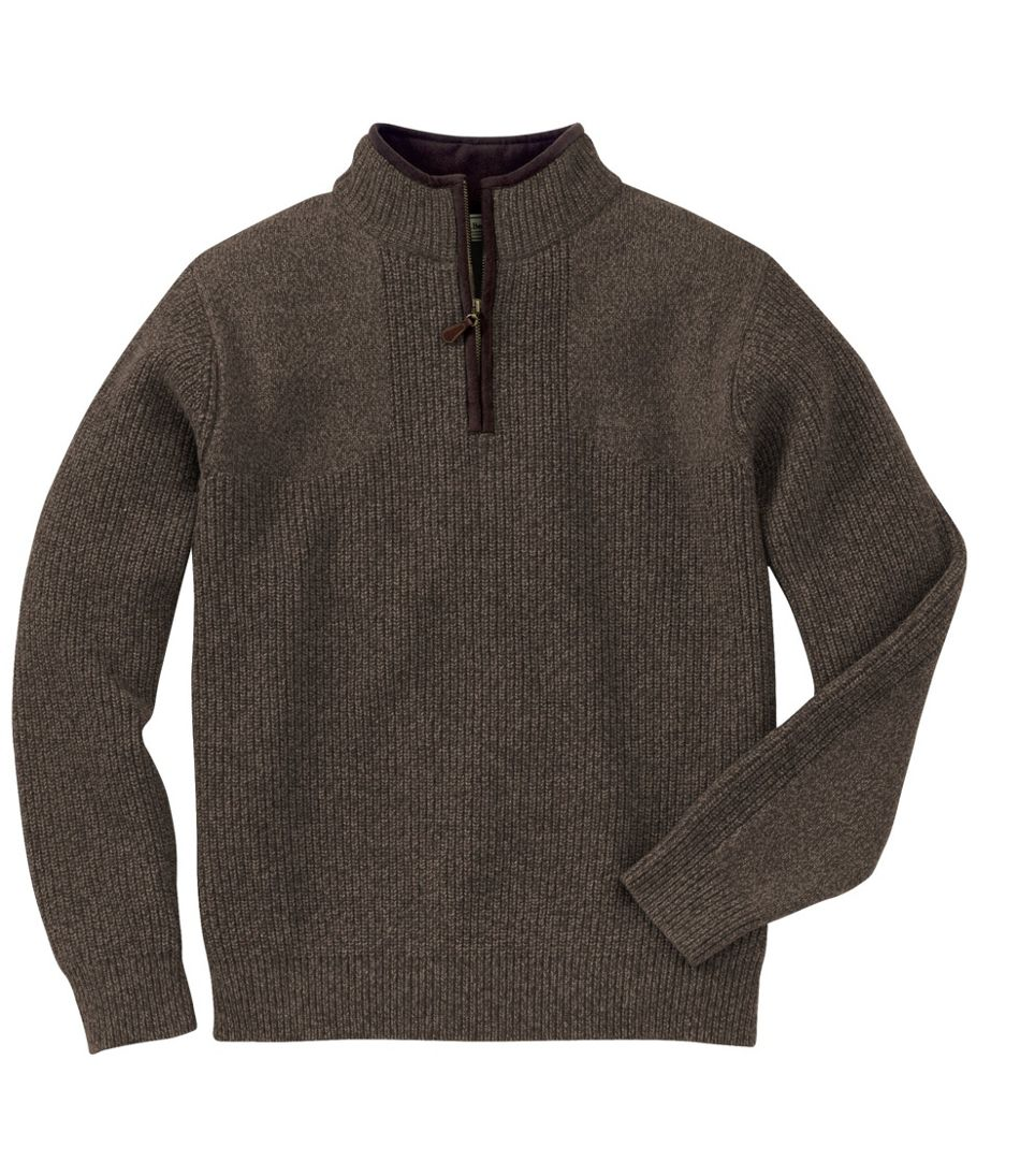 Waterfowl Sweater by L.L.Bean