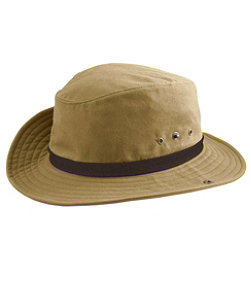 Adults'  Waxed-Cotton Packer Hat