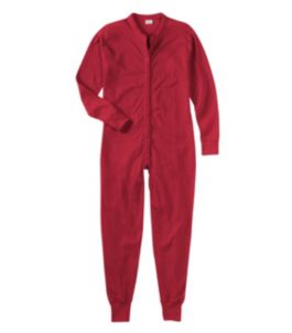 Two-Layer Union Suit
