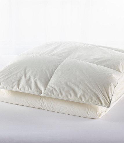 Baffle Box Stitch Down Comforter Warm