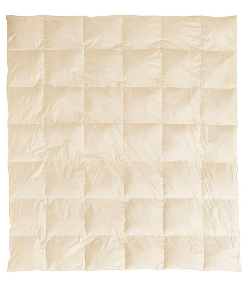 Baffle-Box Stitch Down Comforter, Warm