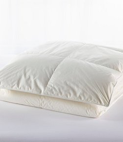 Baffle-Box Stitch Down Comforter, Warmer