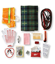 AAA Deluxe Roadside Safety Kit