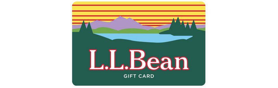Send An L L Bean E Gift Card