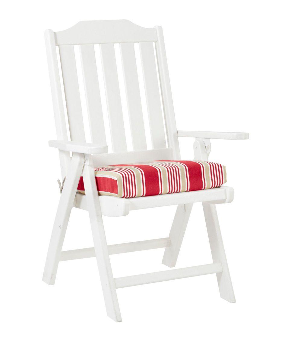 Super Casco Bay Cushion For All Weather Armless Folding Chair Creativecarmelina Interior Chair Design Creativecarmelinacom