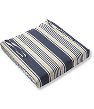Casco Bay Universal Chair Cushions, Stripe